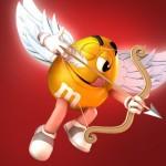 M&M's Personnalisés – PROMO Saint Valentin –