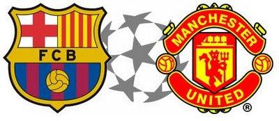 Barcelone – Manchester United 100€ de BONUS