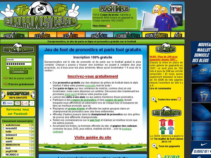 Pronostic gratuit id al pour parier foot gratuitement - Code promo valides chez vente privee ...