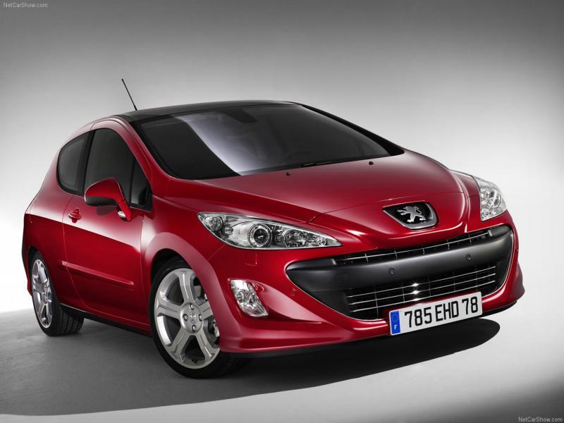 308 Peugeot - Fotos de coches - Zcoches