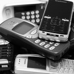 recyclage telephone