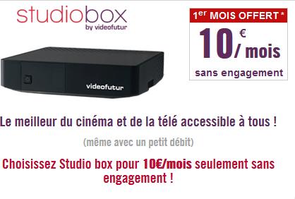 Studio Box de Virgin Mobile